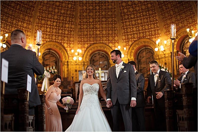 Lindsy & Luke DETROIT MICHIGAN WEDDING