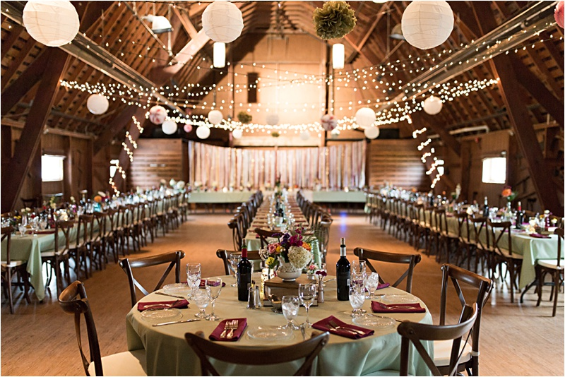 Lansing DIY Barn Wedding Michigan