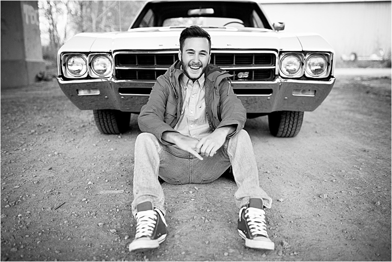 Brendan Class of 2016 | Chasing dreams and Classic Cars
