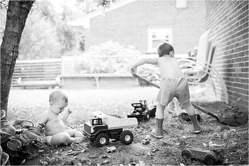 Metro Detroit Family Photography by Kendra Koman Photography