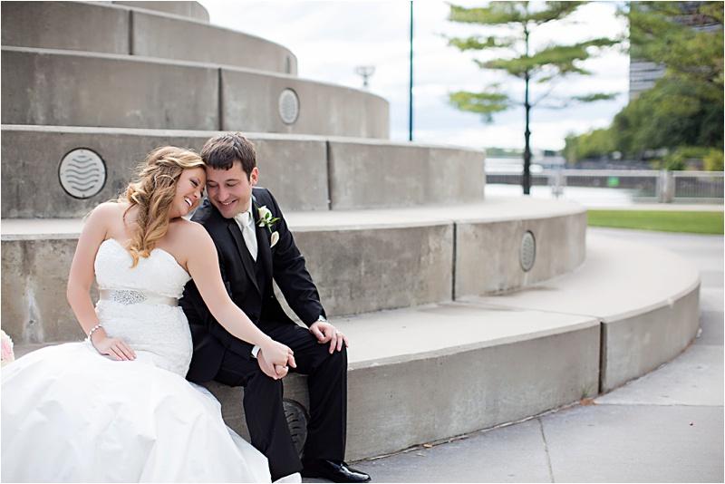 Metro Detroit Wedding by Kendra Koman Photography