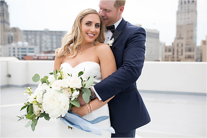 Kristin & Mike | Detroit Wedding