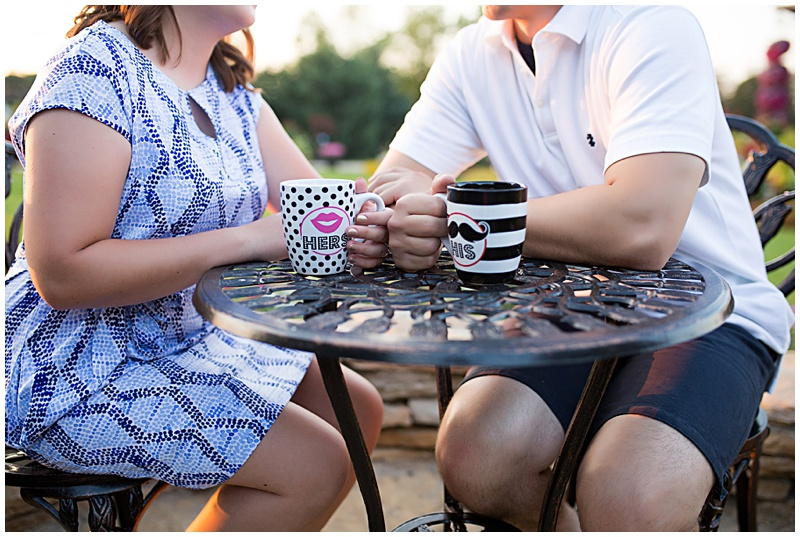 Brittany & Brian | Michigan Summer Engagement Session